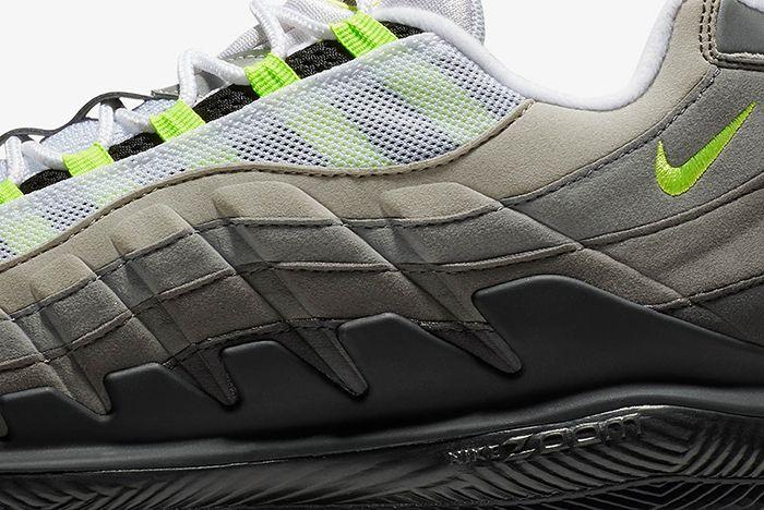 Nikecourt Vapor Rf X Air Max 95 6