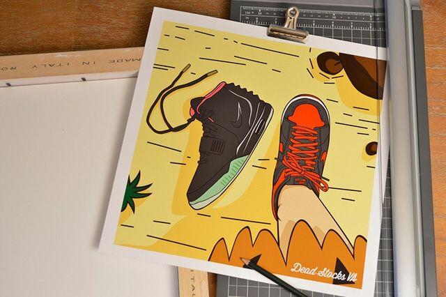 Deadstock Va Sneaker Art 3