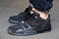 Nike Air Trainer 1 Low St Black Bump Thumb