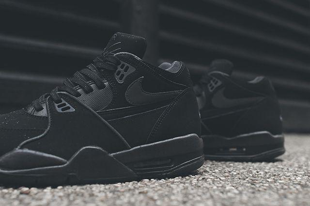 Nike Air Flight 89 Black 3