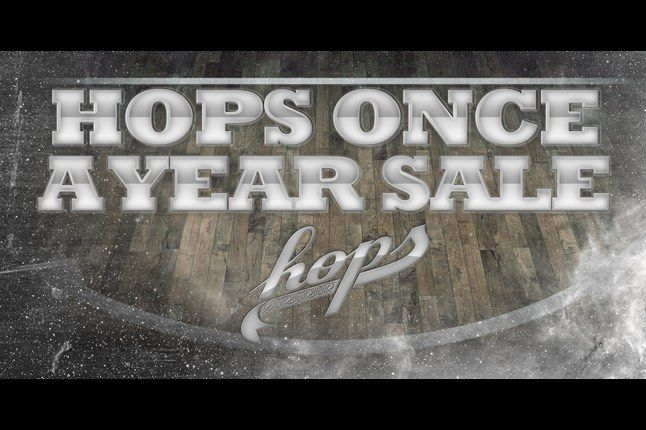 Hops Once A Year Sale 1