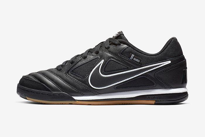 Nike Sb Gato White Black Gum 2