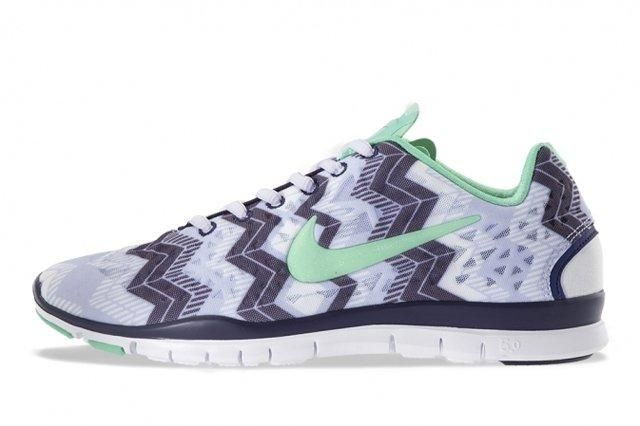 Nike Free Tr Fit Volt Frost