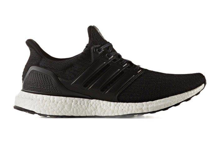 Adidas Ultra Boost 3 0 Core Black Sneaker 1