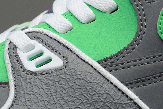 Nike Air Flight 89 Clgrey Poisongrn Detail 1
