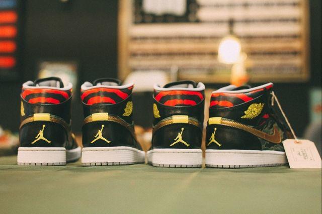 Sbtg Air Jordan 1