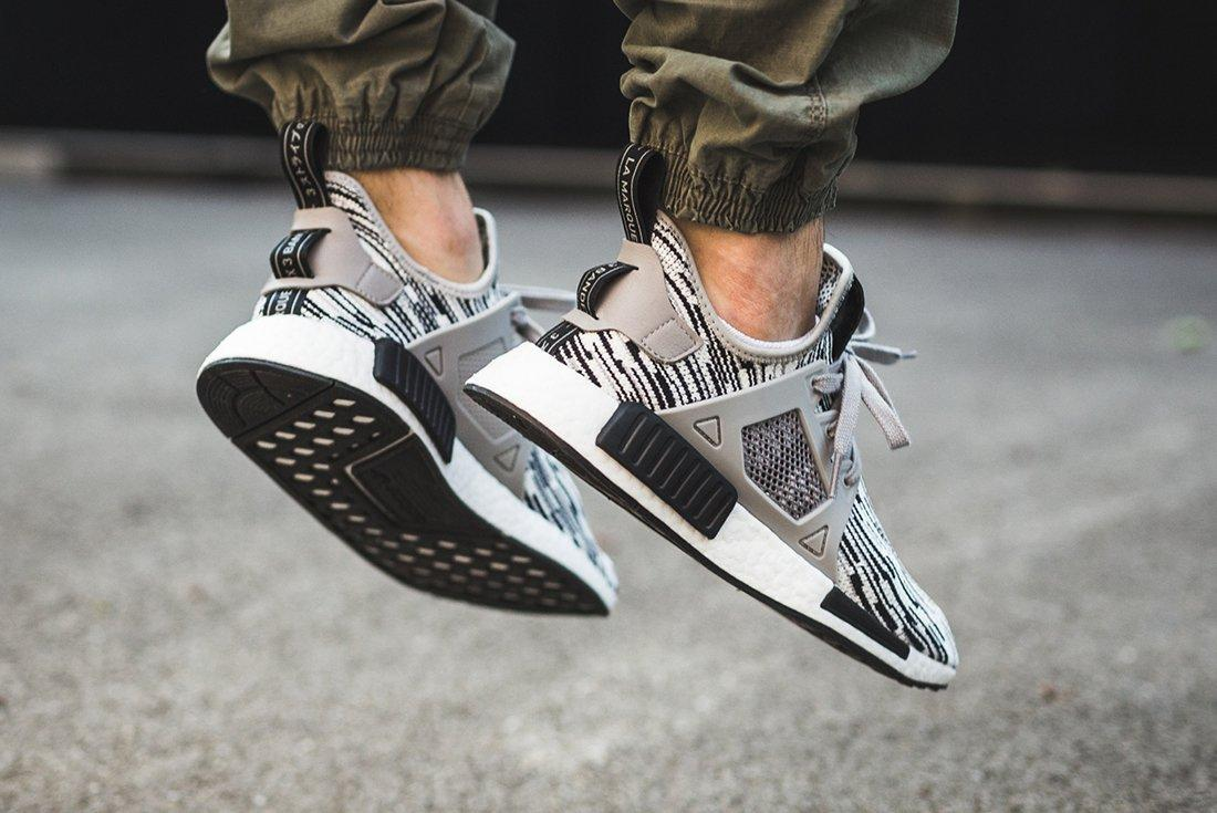 Adidas Nmd Xr1 Core Blackwhite 3