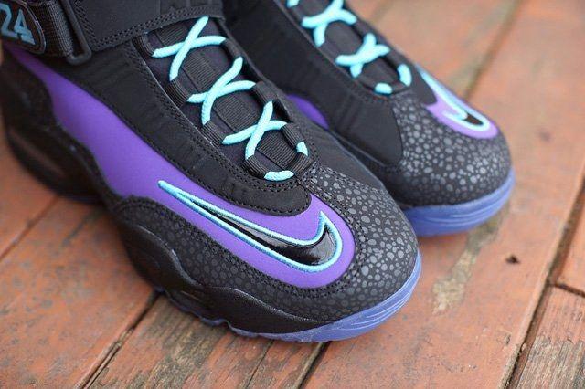 Nike Air Griffey Max 1 Purple Venom 2