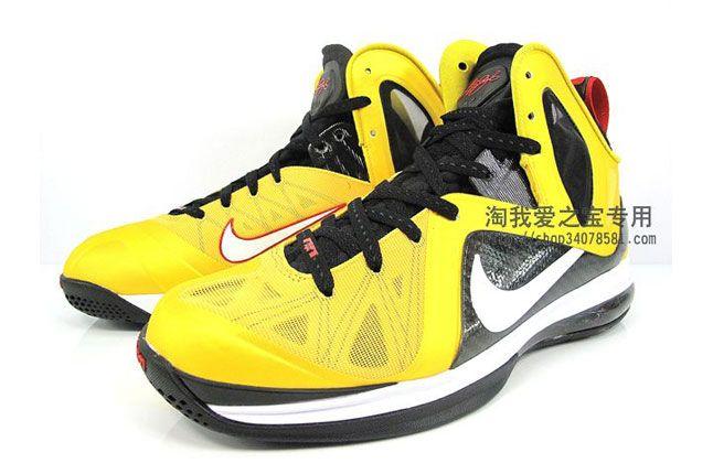 Nike Lebron 9 Elite Taxi 03 1