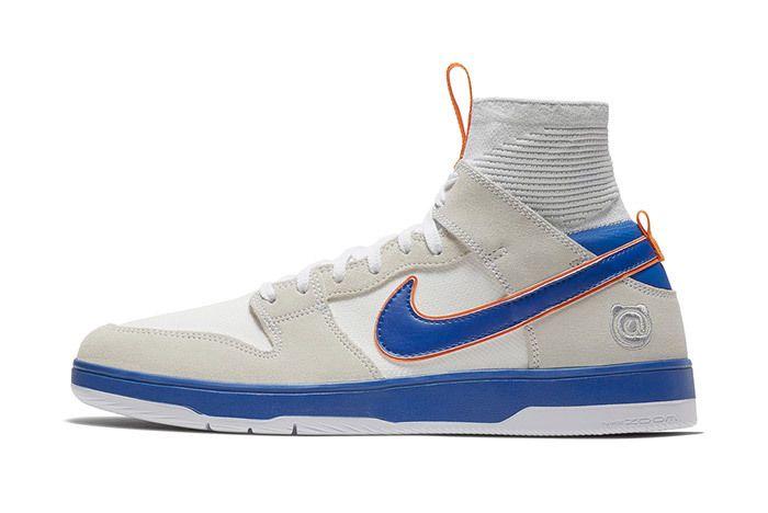 Medicom Nike Sb Dunk Bearbrick 1