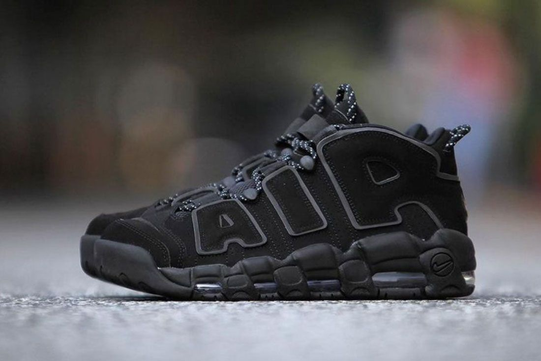 Nike Air Uptempo 3 M Reflective 4