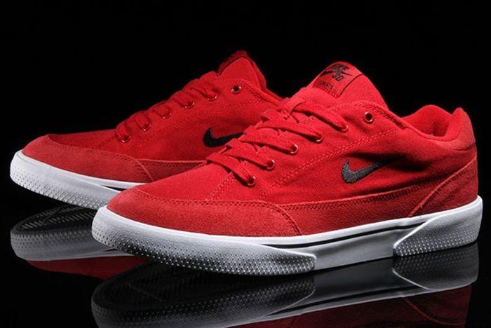 Nike Sb Gts Gym Red 4