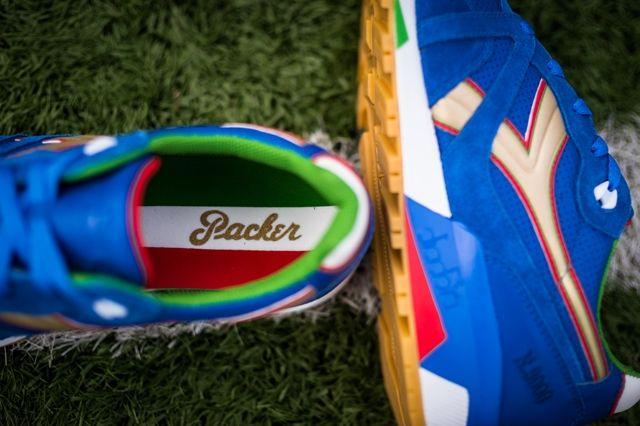 Packer Shoes Diadora N9000 Azzurri 1