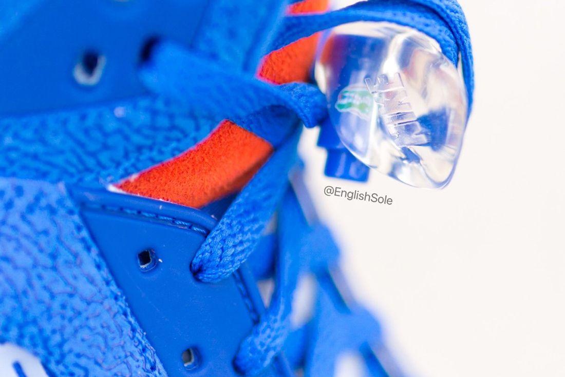 Florida Gators' Player Exclusive Air Jordan 5 up close shots