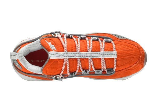 Reebok Dmx10 Run Orange Aerial 1