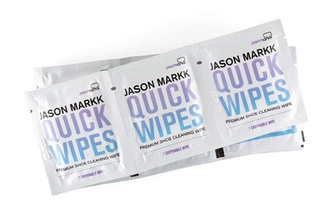 Jason Markk Shoe Cleaning Quick Wipes 4