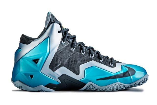 Nike Le Bron 11 Gamma Blue 51