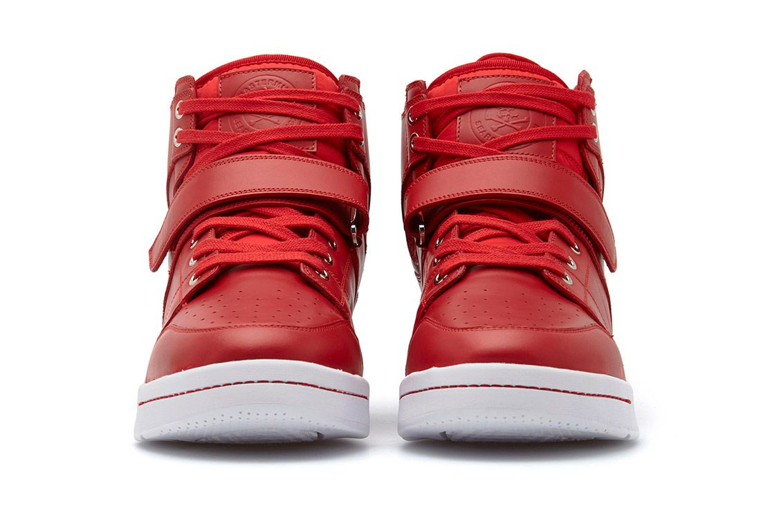 Search Ndesign X Mastermind Ghost Sox Sneaker Freaker Red 7