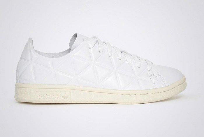 Adidas Stan Smith W Polygon White Thumb