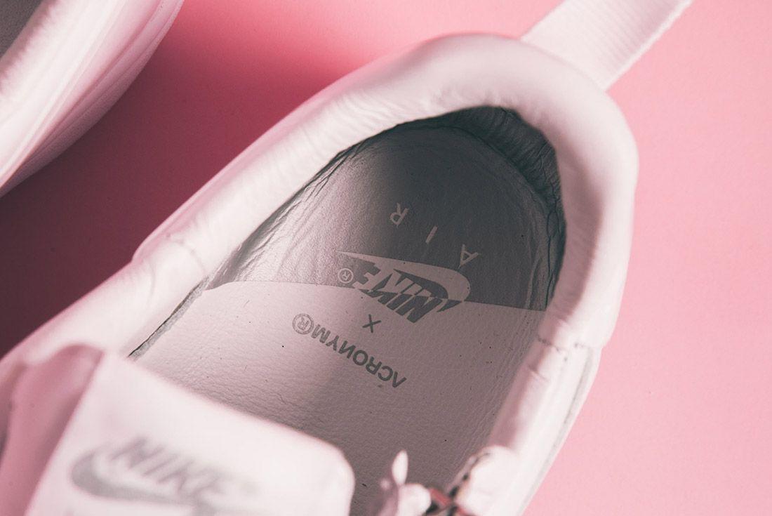 Nike Air Force 1 Af100 Collection Closer Look Sneaker Freaker 49