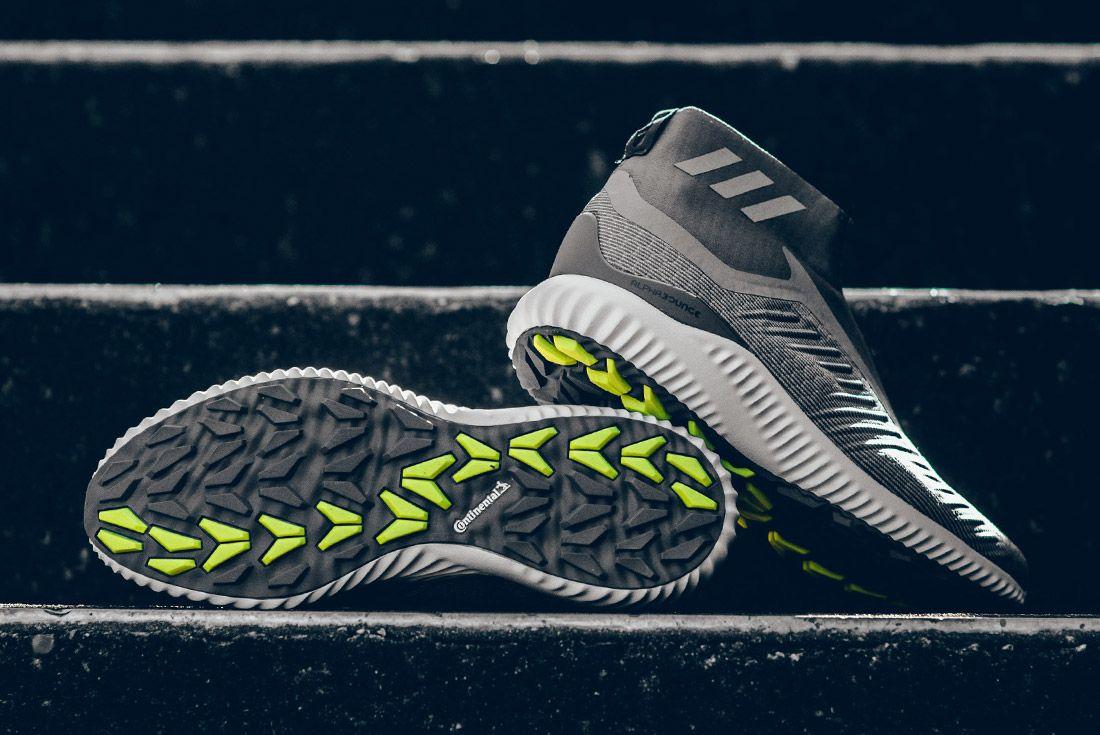 Adidas Alphabounce Zip  Grey2