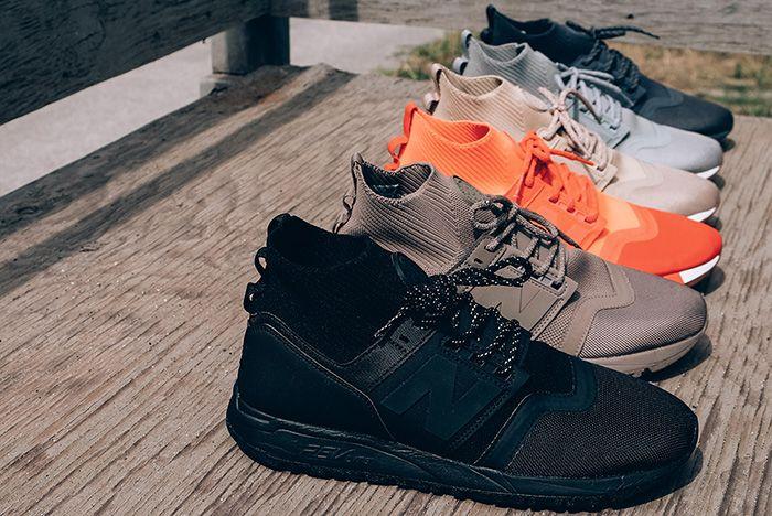 New Balance 247 Mid Sneaker Freaker 9