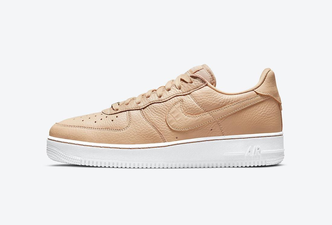Nike Air Force 1 Craft 'Vachetta Tan'