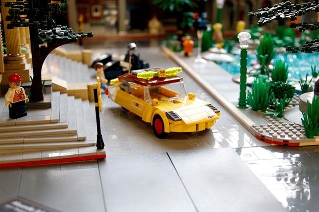 Back To The Future 2 Lego 10 1