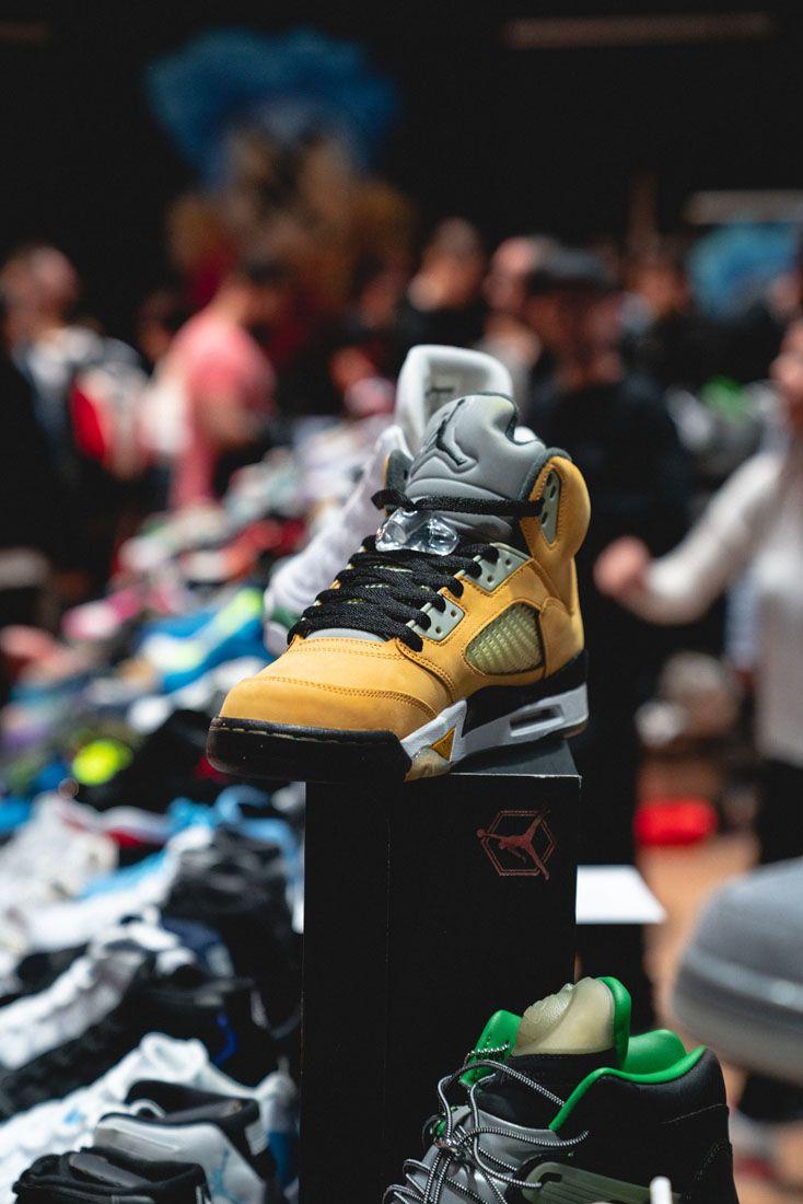 Sneakerness Zurich 2019 Event Recap 17 Air Jordan 5