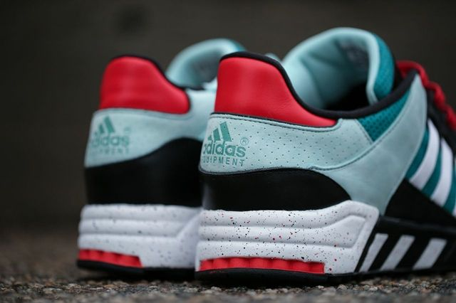 Bait X Adidas Eqt Running Support 9