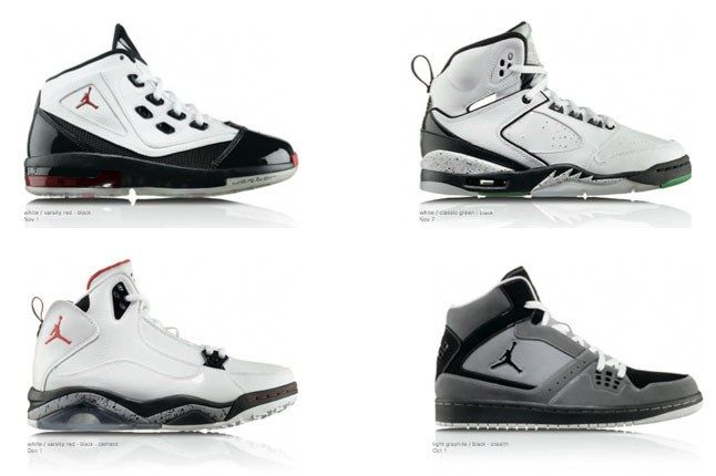Jordan Lookbook Sneakers 4 1