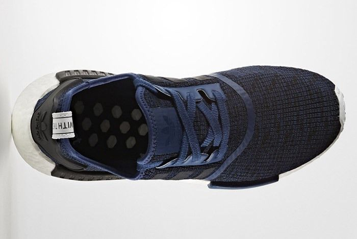 Adidas Nmd R1 March 2017 Blue Black By2775 4