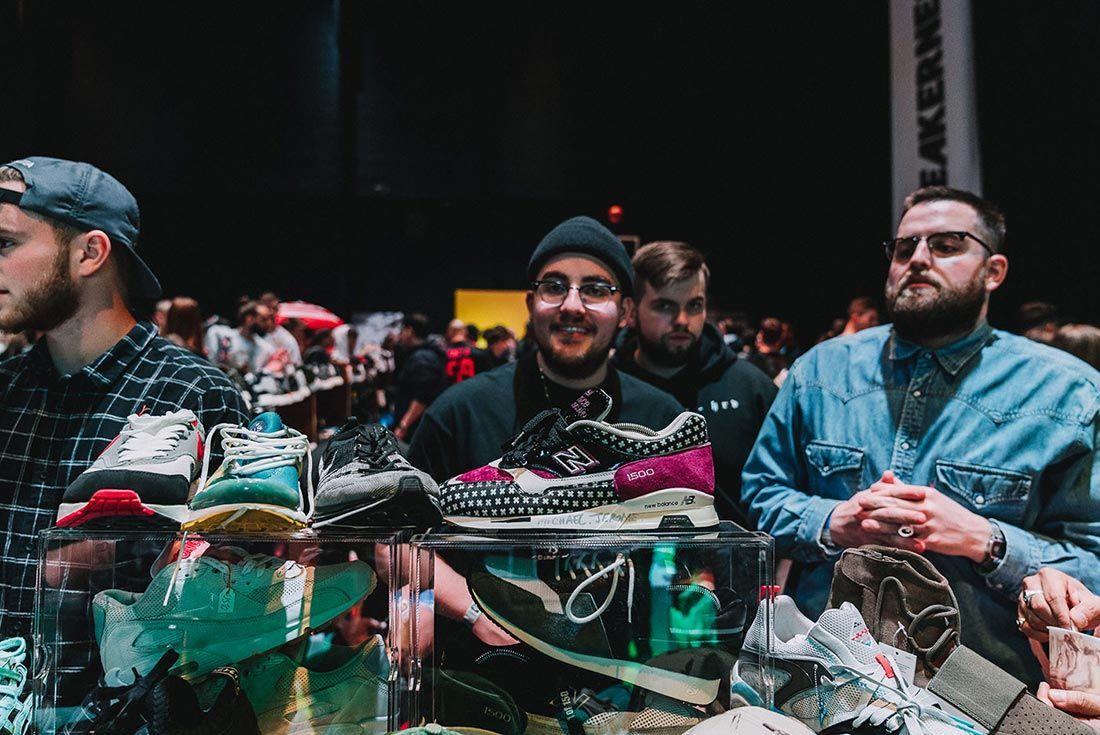 Sneakerness Even Recap Store Vendore