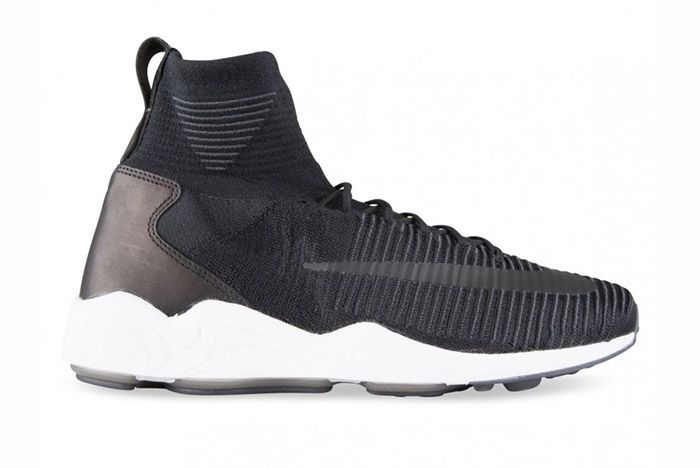 Nike Zoom Mercurial Flyknit Black 1