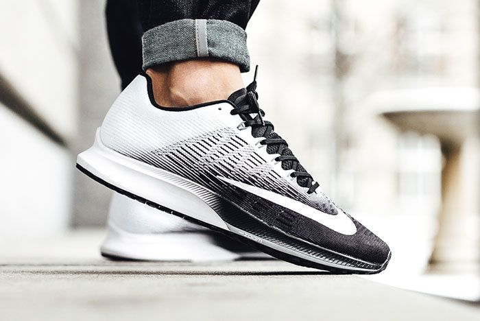 Nike Air Zoom Elite 9 Black White 3