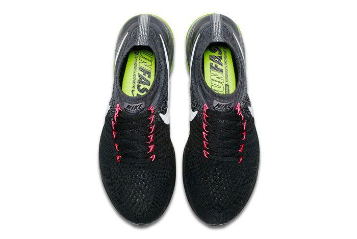 Nike Zoom All Out Flyknit Blackvolt 1