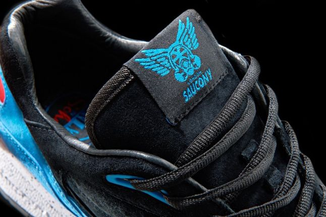 Footpatrol X Saucony Only In Soho Shadow 6000 Tongue 1