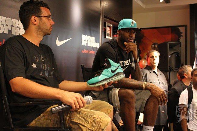 Nike Lebron 8 House Of Hoops 6 1