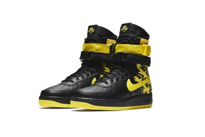 Nike Sf Af 1 Sneaker Freaker