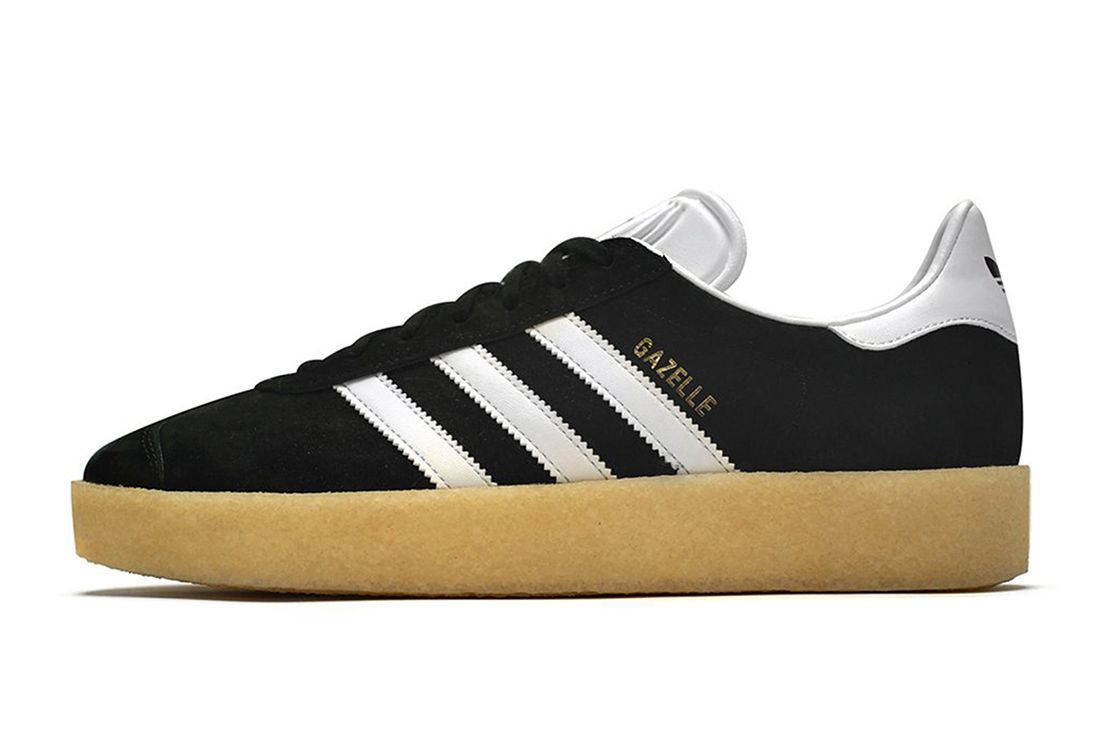 Mr Completely X Adidas Gazelle Crepe Sole