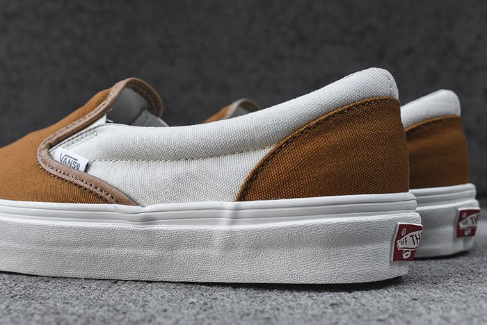 Vans Vault Golden Brown 5
