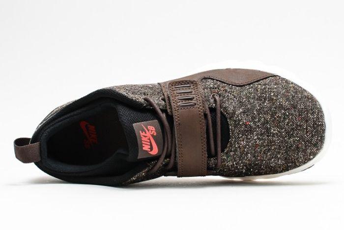 Nike Sb Trainerendor Baroque Brown Black Ivory 3