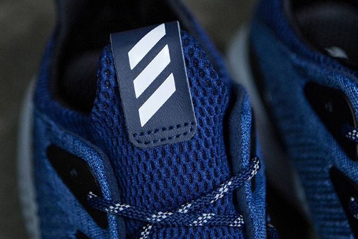 Adidas Alphabounce Engineered Mesh Collegiate Blue 2