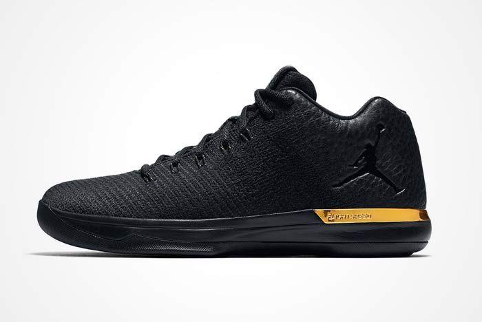 Air Jordan Xxxi Blackgold 2