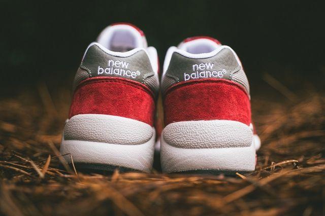New Balance 580 Maroon Bump 7