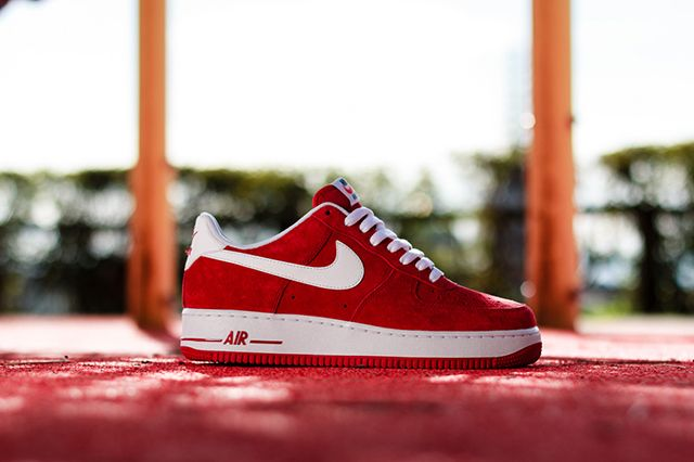 Nike Air Force 1 Low Gym Red4