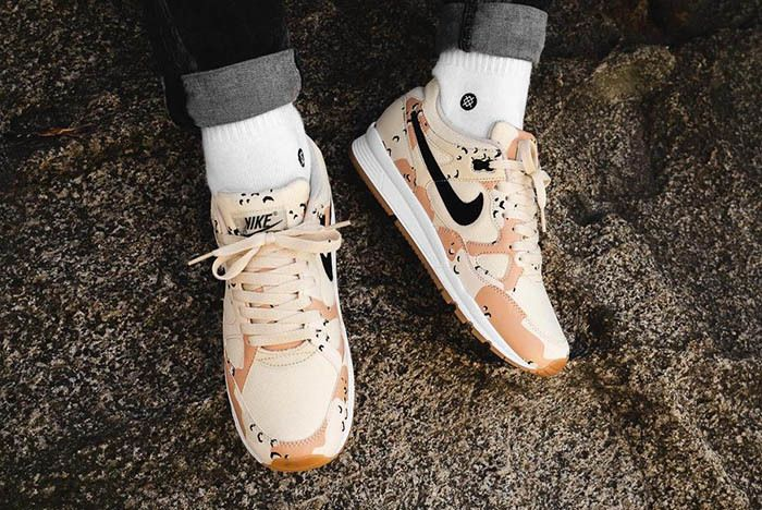 Nike Air Span 2 Desert Camo 2