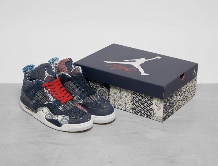 """Air Jordan 4 SE """"Sashiko"""""""