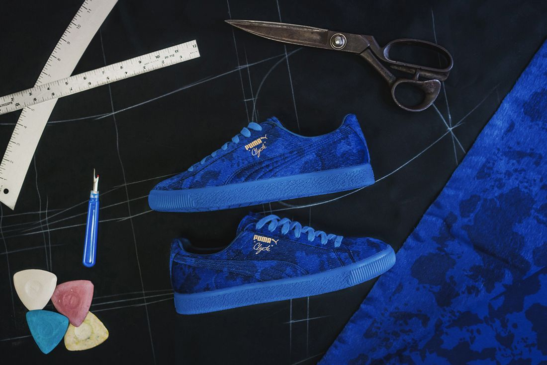Packer X Puma Clyde Cow Suits Pack16
