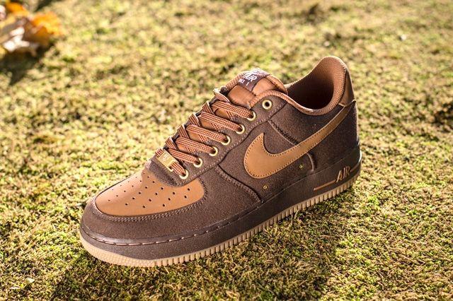Nike Air Force 1 Low Light British Tan 4